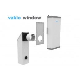 Рекуператор воздуха VAKIO WINDOW